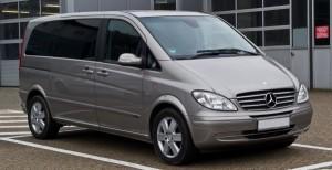 Mercedes Benz Viano nuoma