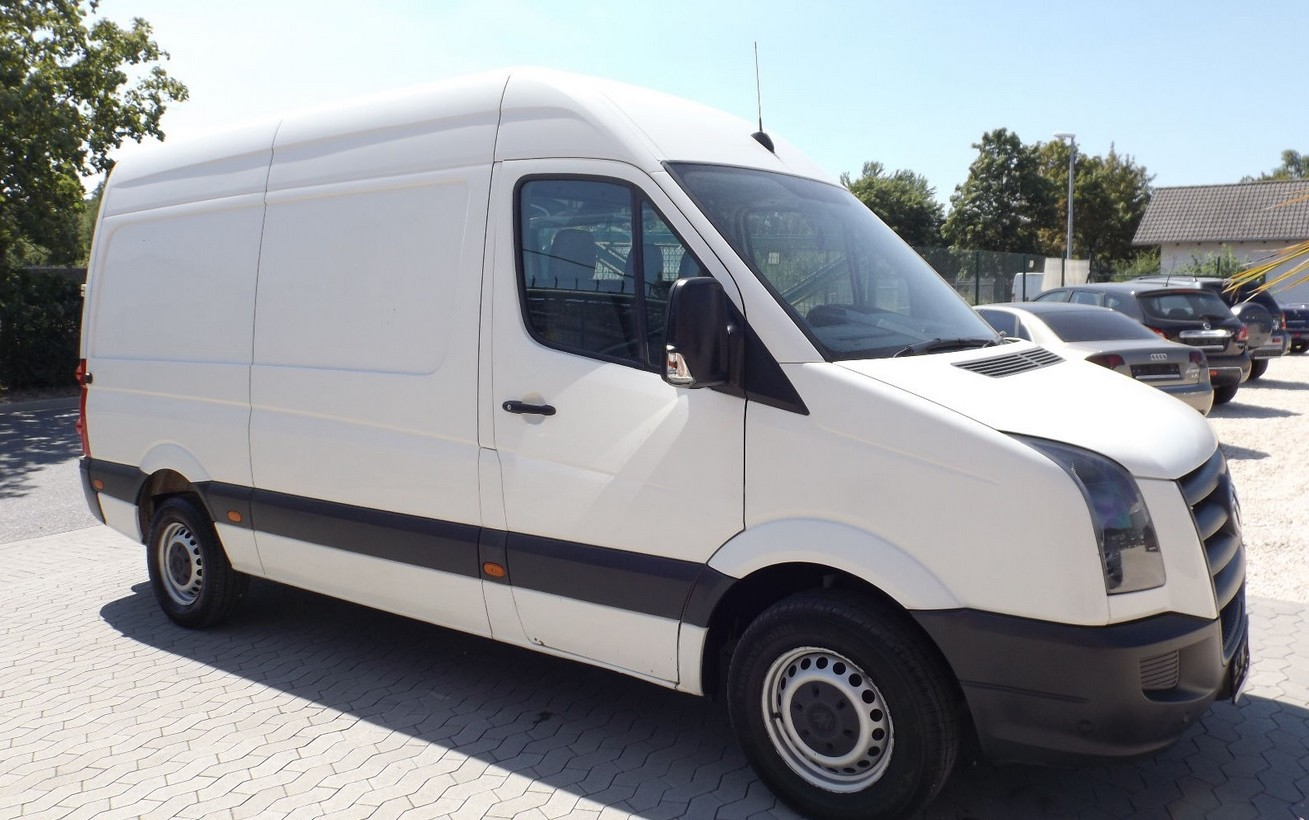 Vw Crafter nuoma