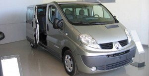 Renault Trafic 2014 nuoma
