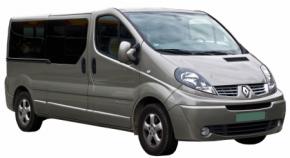 Renault mikroautobuso nuoma